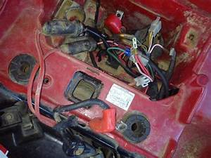 Diagram  1999 Honda Fourtrax 300 Wiring Diagram Full