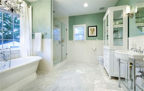 Spa Like Bathroom Paint Colors by Rosedale Spa Like Master Bathroom Traditional Bathroom
