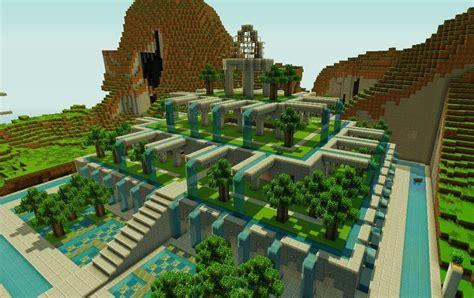 pretty  gardens minecraft project