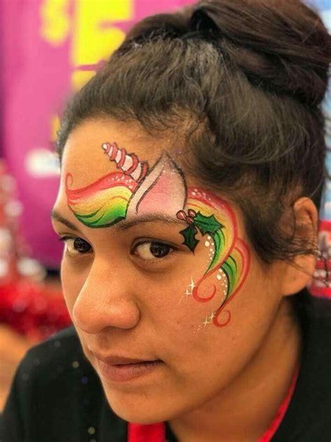 einhorn schminken erwachsene pin sandomirski auf schminken weihnachten kinderschminken einhorn schminken und