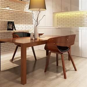 Designer Stühle Esszimmer : esszimmerstuhl stuhl esszimmer st hle sessel esszimmerst hle holzrahmen braun ebay ~ Whattoseeinmadrid.com Haus und Dekorationen