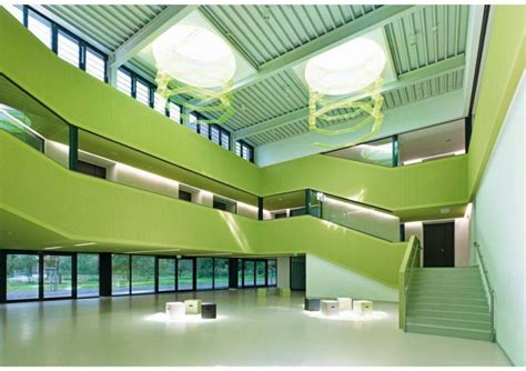 Science College Overbach In Juelich by Science College J 252 Lich Overbach In J 252 Lich Architektur