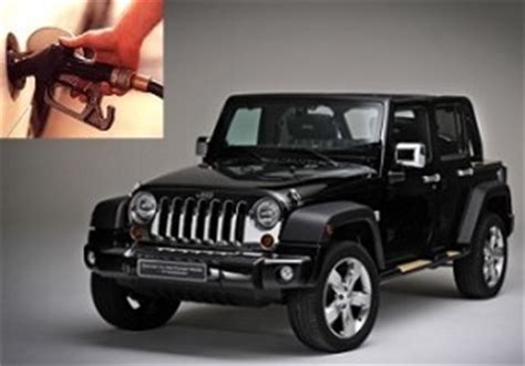 Jeep Wrangler Per Gallon by Jeep Wrangler Fuel Consumption Per Gallon Or Litres