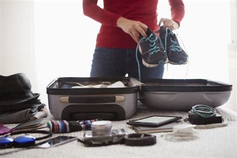 Space Saving Packing Hacks Out Of The Blue