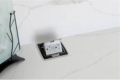 Kitchen Outlet 20a Gfi Pop Counter Electric