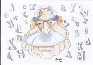 Gabriel Garcia Marquez By zed | Media & Culture Cartoon ...