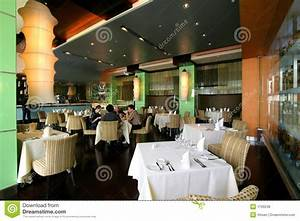 Restaurant stock photo. Image of dining, club, atmosphere - 1199238