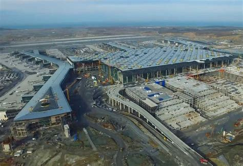 Istanbul's new airport 85% completed - ArabianBusiness.com