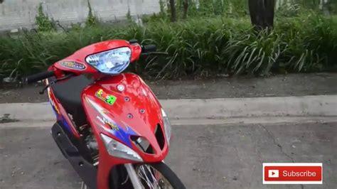 Thailook Style Mio by Modifikasi Mio Sporty Thailook Style