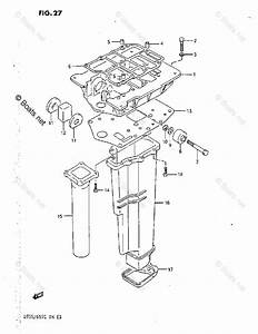 Suzuki Outboard Parts By Year 1986 Oem Parts Diagram For