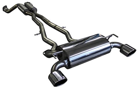 senner launches  sport exhaust system  nissan