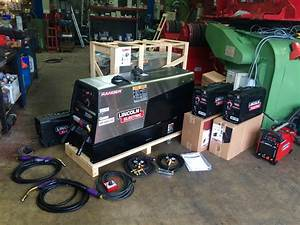Brand New Lincoln Electric Ranger 305d Welder Generators