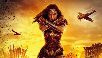 Wonder Woman Wallpapers 4k Laptop Backgrounds Superheroes