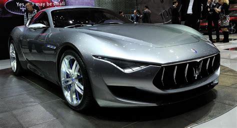 maserati sports car maserati alfieri coming to wow sports car lovers