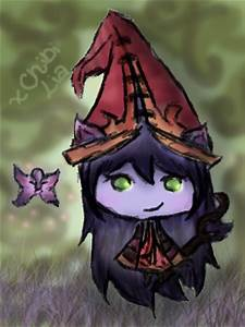 Lulu Chibi ~ League of Legends by xChibiLia on DeviantArt