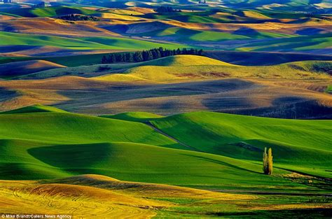 The Breathtaking Landscape Pictures So Stunning They Look