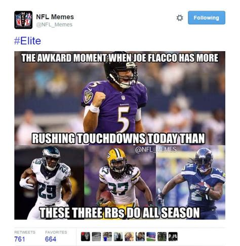 2015 NFL Memes: Anything But Normal