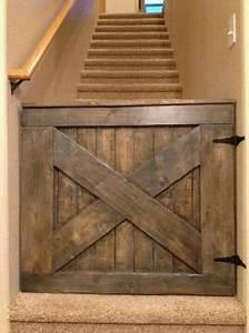 25 Best Ideas About Wooden Stair Gate On Pinterest Wooden ...