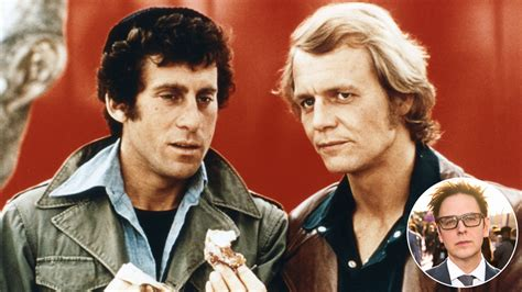james gunns starsky  hutch tv reboot lands  amazon