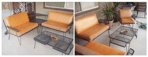 rhan vintage mid century modern mid century patio