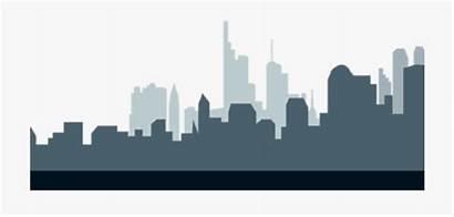 Clipart Skyline Clip York Cityscape Scape Pngio