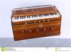 Harmonium Royalty Free Stock Photos - Image: 7376088