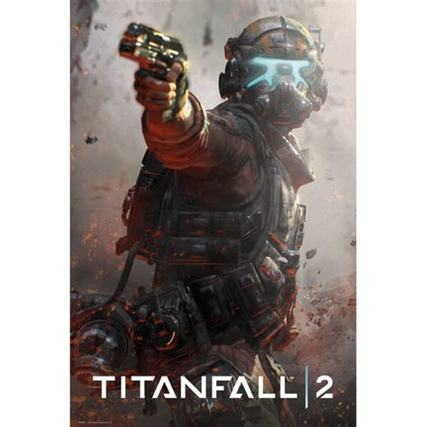 Want to try the og titanfall? Titanfall 2 Jack Maxi Poster - 61 x 91.5cm Homeware - Zavvi UK