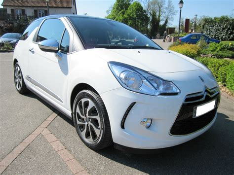 interieur ds3 so chic option ds3 so chic