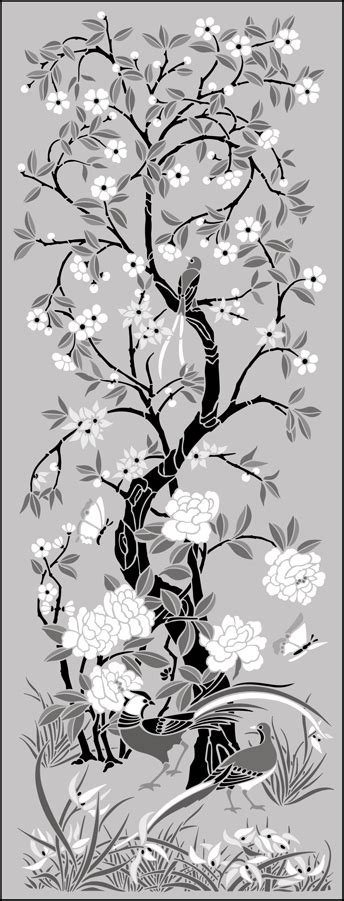 chinese style stencils   stencil library buy