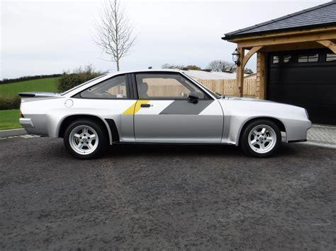 Opel Manta 400 by 1984 Opel Manta 400 Classic Car Auctions
