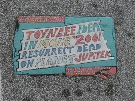 Toynbee Tiles Documentary by Resurrect Dead The Mystery Of The Toynbee Tiles Paperblog