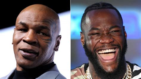 Mike Tyson vs. Deontay Wilder: Who would win?
