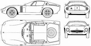 alfa romeo giulia tz blueprint download free blueprint With alfa romeo drawings