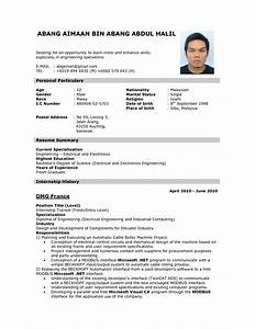 guidelines for writing a resume dadajius With how to make a new resume