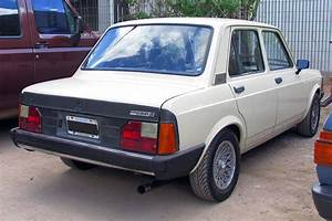 1980 Fiat 128 Photos  Informations  Articles