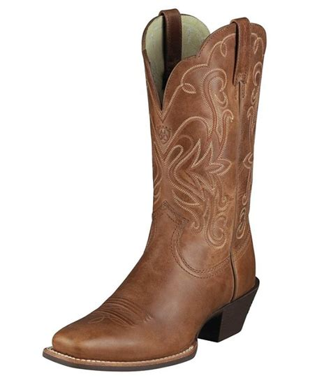 Cheap Cowboy Boots by Discount Designer Ariat Cowboy Boots For 2018