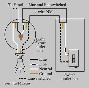 light switch wiring electrical 101 With 3 way switch nec