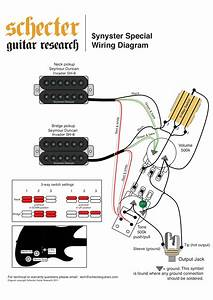 Download Free Pdf For Schecter Blackjack Atx C