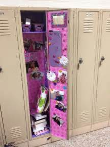 Locker Decorations