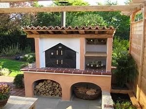 pizzaofen fur garten mobel ideen und home design inspiration With französischer balkon mit pizzaofen für den garten selber bauen
