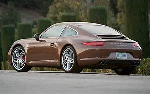 2012 Porsche 911 Carrera S (991) - specifications, photo