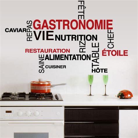 stickers muraux cuisine sticker cuisine frigo stickers