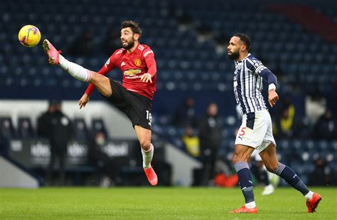 Manchester United Players Rated In Draw Vs West Brom - The ...