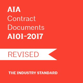 owner contractor standard agreement aia store