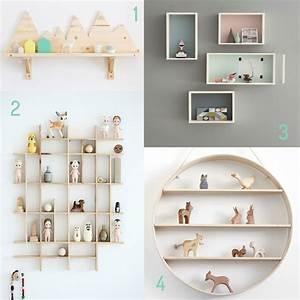 Etagere Pour Chambre : ranger etag res enfants decor pinterest etagere ~ Preciouscoupons.com Idées de Décoration