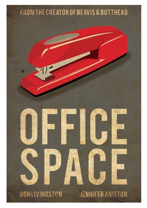 Office Space Poster by Office Space Poster Designy Poster