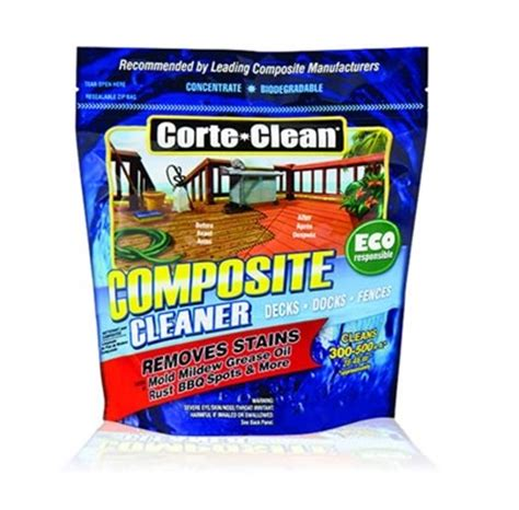 brians product reviews corte composite deck cleaner review