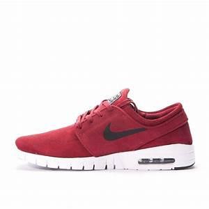 Nike SB Stefan Janoski Max Leather (Team Red) 685299-601