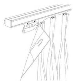 How To Measure For Pinch Pleat Drapes - how to measure for selectblinds drapes