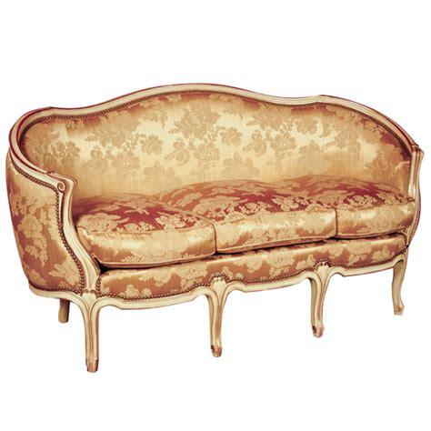 canapé louis 15 canapé ottoman 3p style louis xv louis xv ateliers